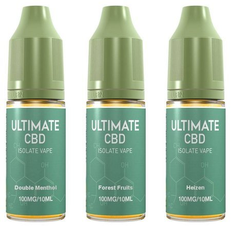CBD Ultimate e-liquid 100mg