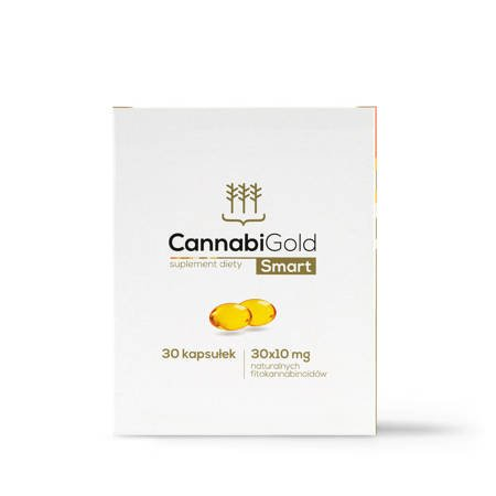 Cannabigold Smart 30 caps.