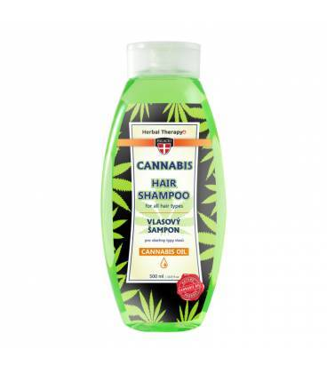 Cannabis Shampoo Daily care