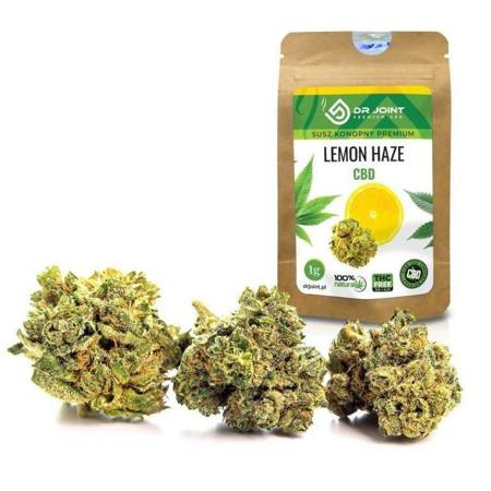 Dr.Joint - PREMIUM Dry CBD 5% - Lemon Haze