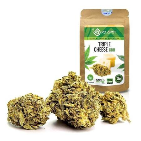 Dr.Joint - PREMIUM Dry CBD 5% - Triple Cheese