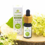 Natural Strong hemp oil 10% (1000mg) - 10ml