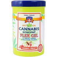 Palacio Flex warming hemp gel 380ml