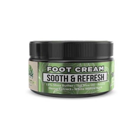 SOOTH & REFRESH CBD FOOT CREAM