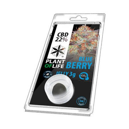Jelly Blueberry 3G 22% CBD